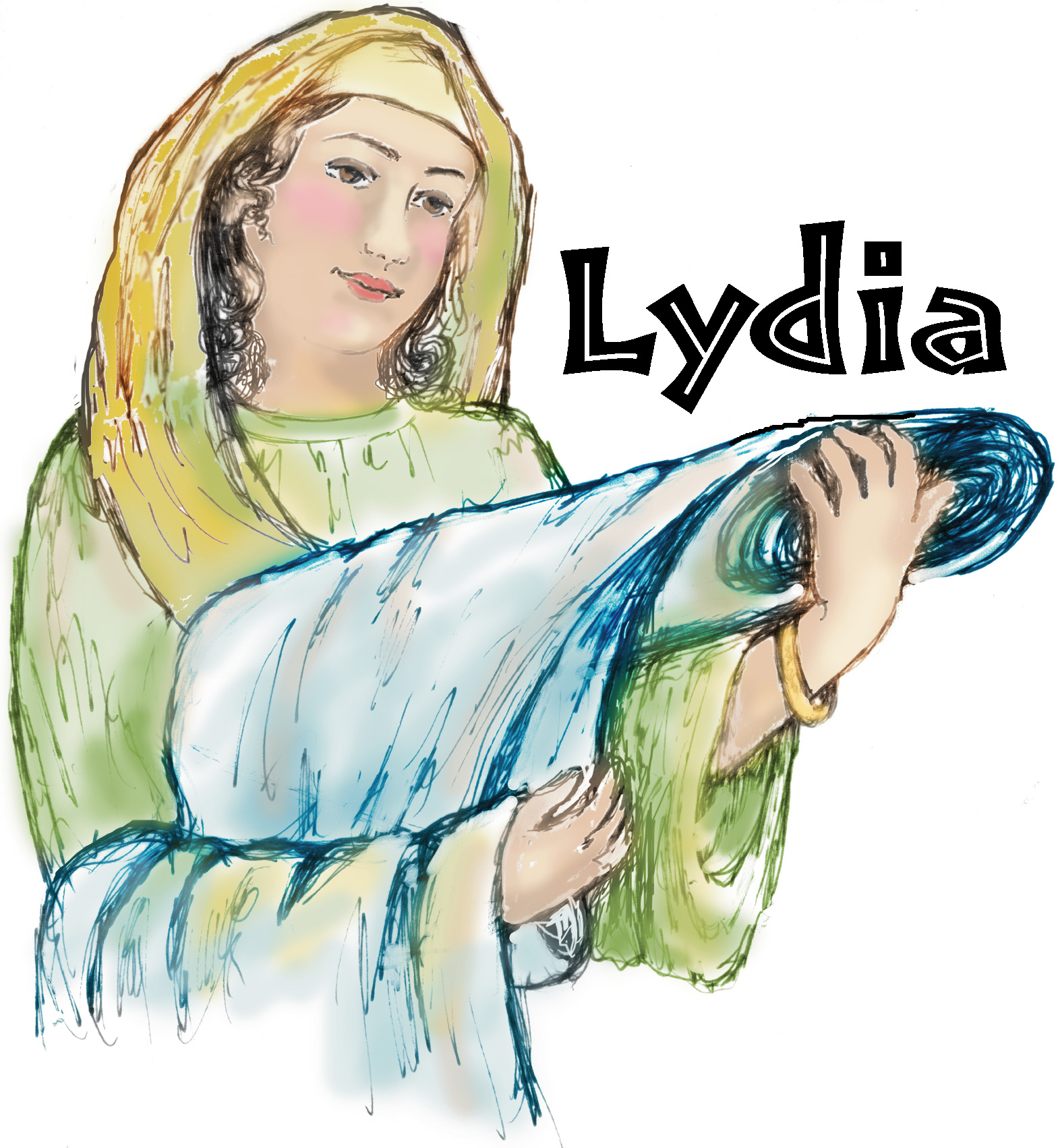 Lydia bible coloring page foto bugil bokep 2017 for Lydia coloring page